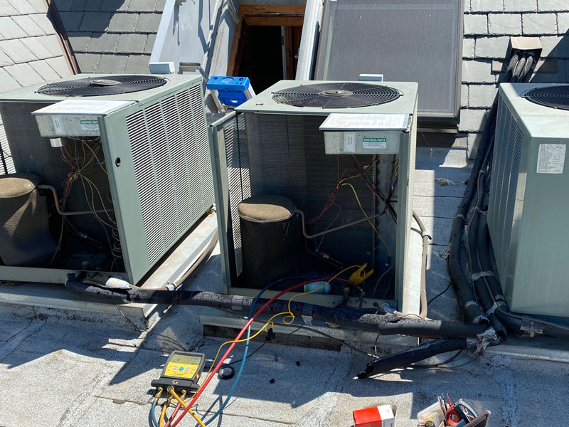 Commercial HVAC service, Los Angeles