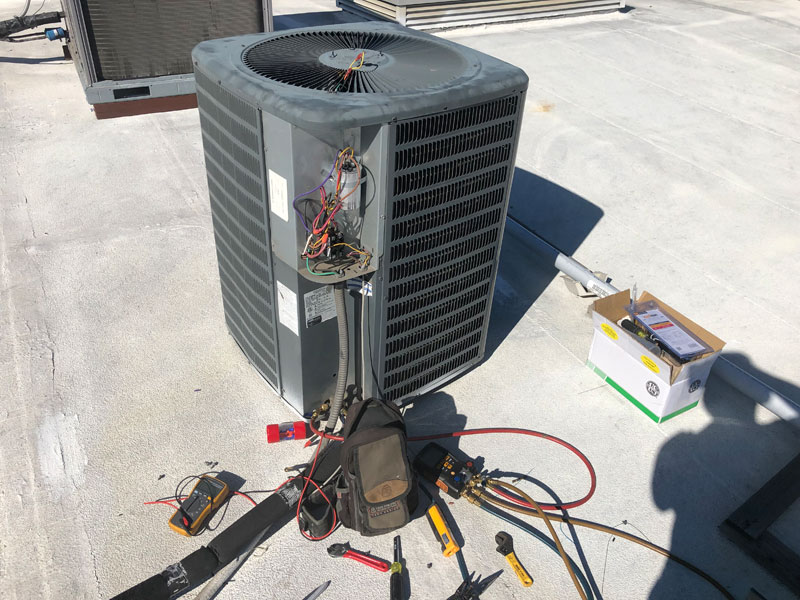 Commercial HVAC Installation & Replacement Experts Sherman Oaks